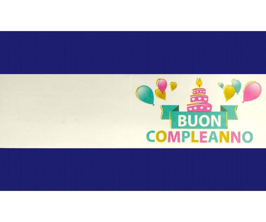 Bigliettino Compleanno D536 Confetteria Bon Bon Bomboniere E