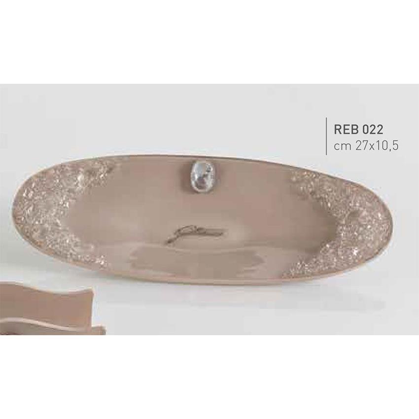 low priced 5601d d39ac Bomboniera matrimonio gattinoni reb022 vassoio - Confetteria ...