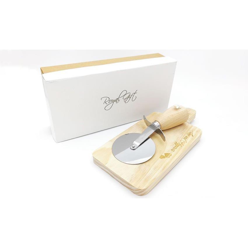 Bomboniera matrimonio royal gift va s tagliapizza confetteria